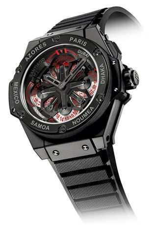Hublot宇舶KING POWER UNICO GMT