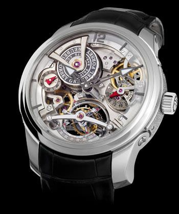 Greubel Forsey 推出 Invention Piece 2