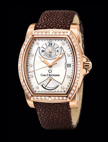 Carl F. Bucherer PATRAVI T-24 LADIES腕表