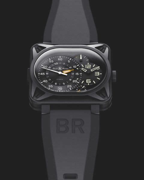 Bell & Ross - BR INSTRUMENT MINUTEUR TOURBILLON