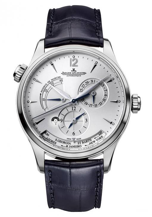 JAEGER-LECOULTRE 积家 Master Geographic