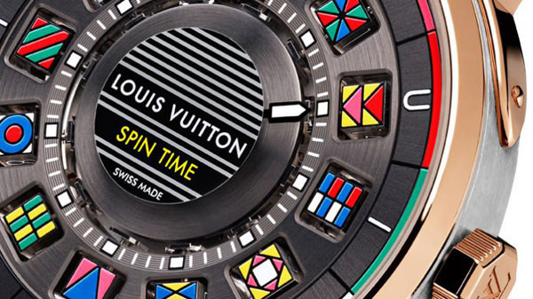 路易威登 Louis Vuitton 全新Escale Spin Time 翻出新花样