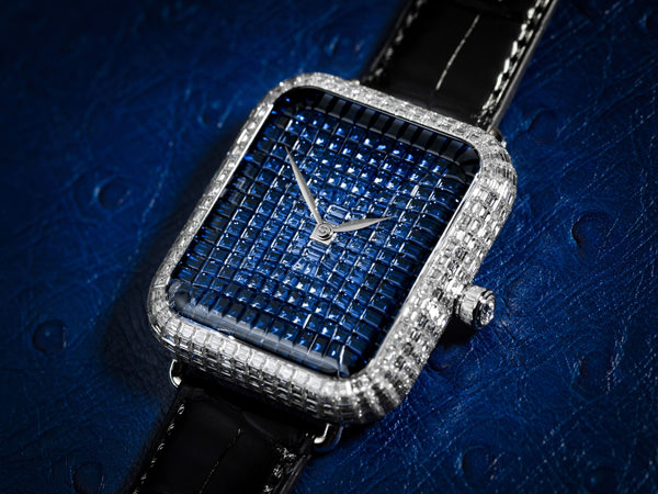 H. Moser & Cie. 亨利慕时Swiss Alp Watch on the Rocks 腕表