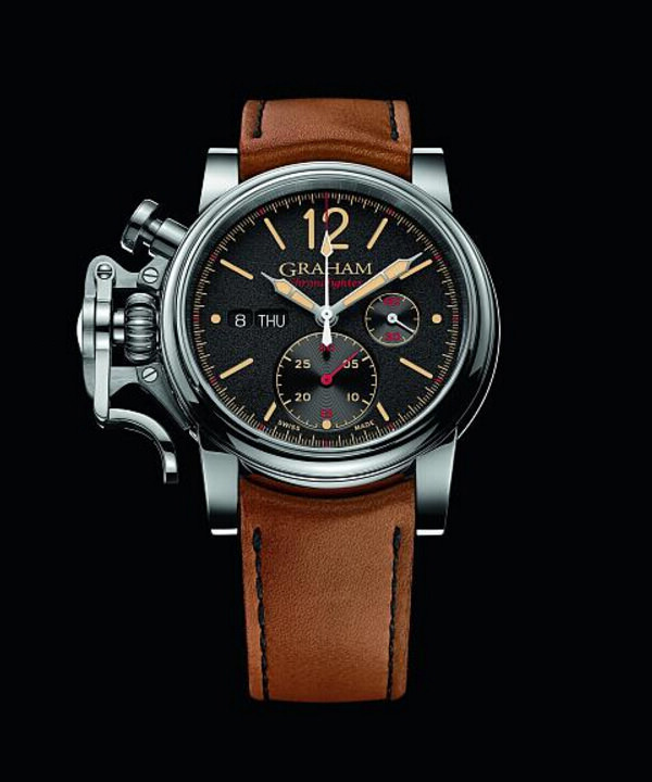 GRAHAM 格拉姆汉 Chronofighter 15周年限量款腕表