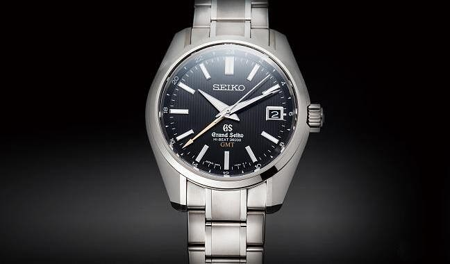 轻钛绅士服 GRAND SEIKO Hi-beat 36,000 SBGJ013