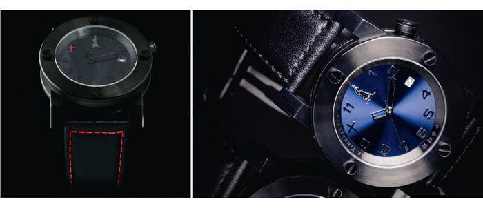 这款腕表的设计元素以苏颂的水钟为灵感